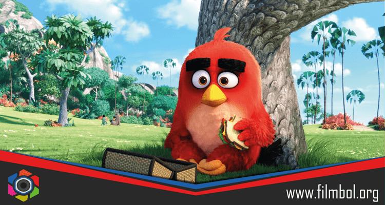 Angry Birds (Kızgın Kuşlar)