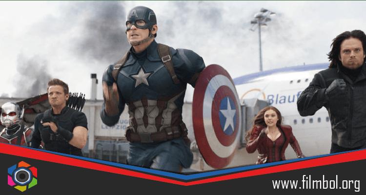Kaptan Amerika: İç Savaş