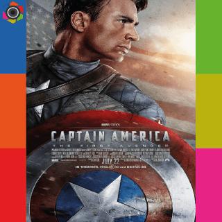Kaptan Amerika: ilk Yenilmez