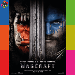 Warcraft iki dunyanin ilk karsilasmasi