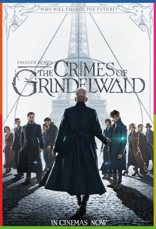 Fantastik Canavarlar Grindelwald in Suçlari
