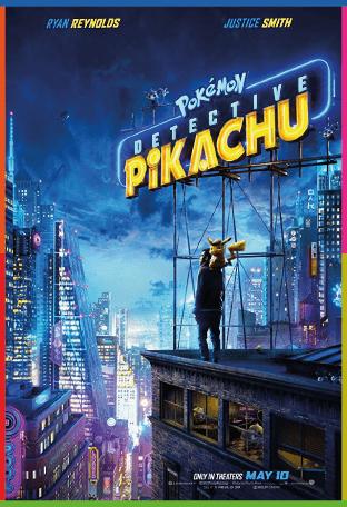Pokemon Dedektif Pikachu