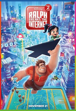 Ralph ve internet