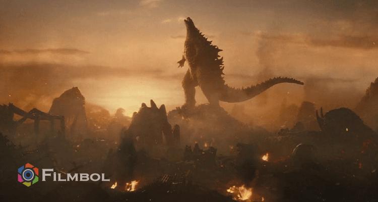 Godzilla Canavarlar Krali