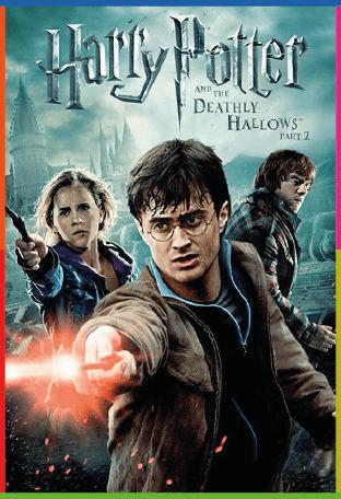 Harry Potter ve Olum Yadigarlari Bolum 2