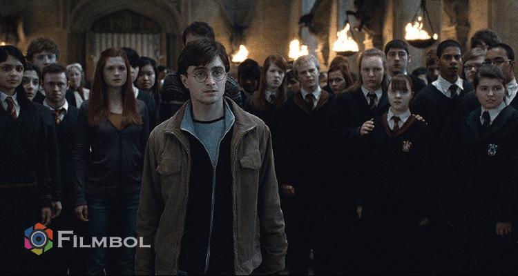 Harry Potter Olum Yadigarlari Bolum 2