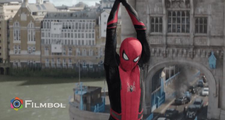 Spider Man Evden Uzakta