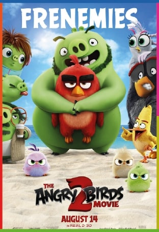 Angry Birds Filmi 2 (The Angry Birds Movie 2)